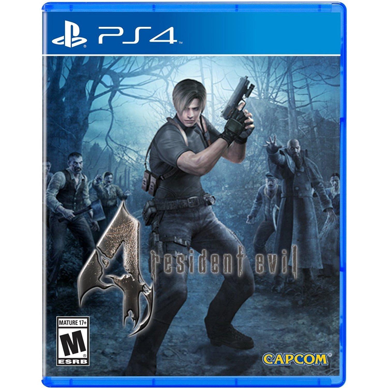 Amazon: Resident Evil 4 PS4