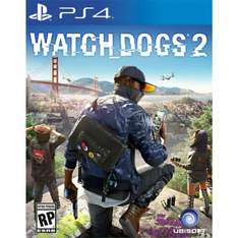Amazon México: Watch Dogs 2 Day One Edición para PS4 y Xbox One