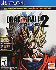 Amazon: Dragon Ball Xenoverse 2 - PlayStation 4 - Day 1 Edition
