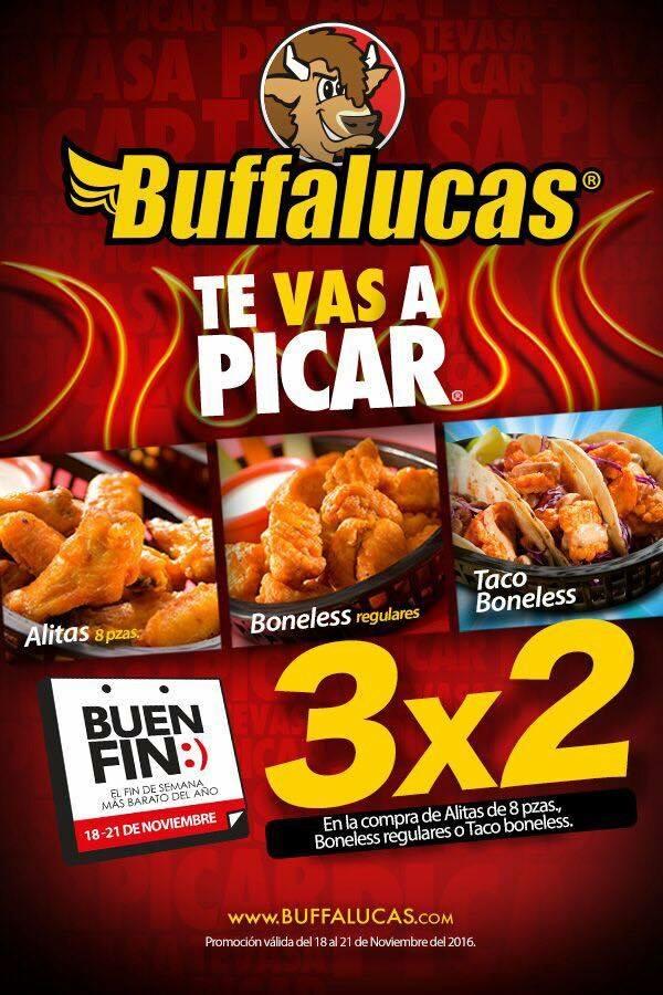 Buen Fin 2016: Buffalucas