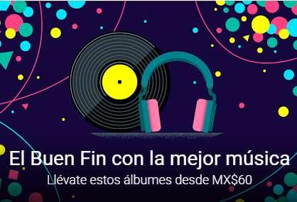 El Buen Fin 2016 en Google Play: descuentos en películas, música y libros