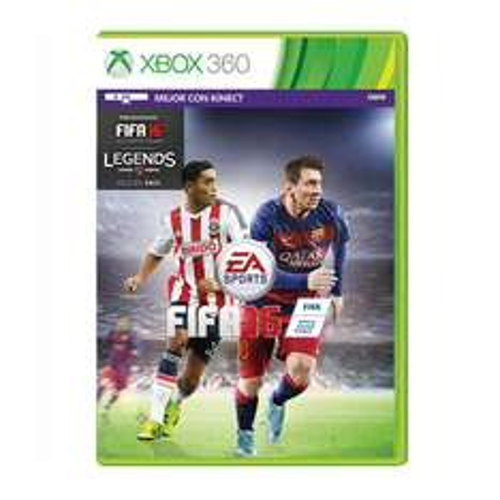 Amazon: Fifa 16 Xbox 360 a $349