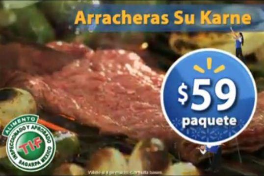 Fin de semana de frescura Walmart a marzo 2: Filete orienta l$69 y más