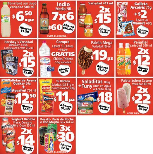 Ofertas de marzo 7 Eleven: 4x3 en donas, 10% de descuento en yoghurt bebible y más