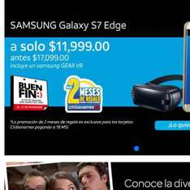 AT&T: Samsung galaxy S7 edge + gear VR