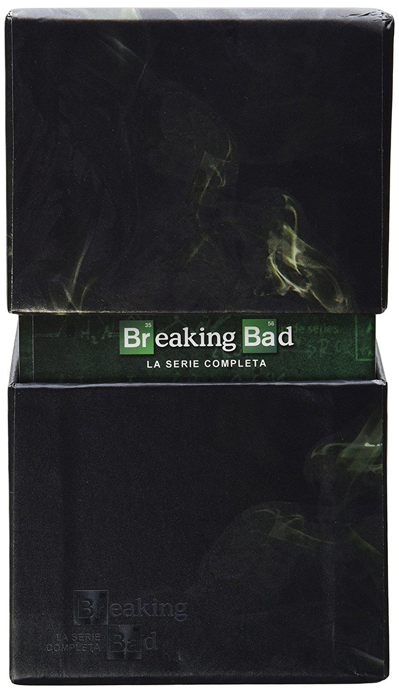 El Buen Fin 2016 en Amazon: Breaking Bad, La Serie Completa en DVD