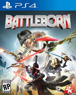 Mixup en linea: Battleborn para PS4 y Xbox One