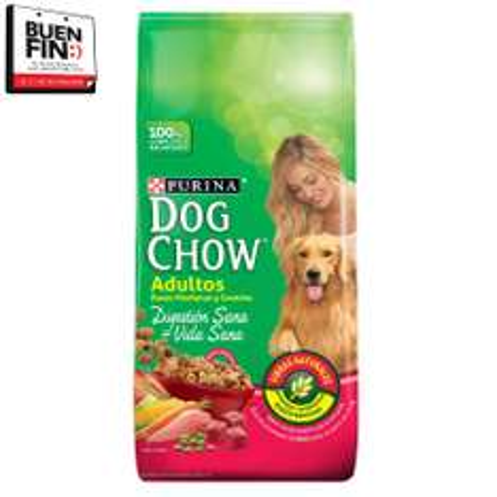 Buen Fin Walmart.com: Croquetas Dog Chow 15 KG