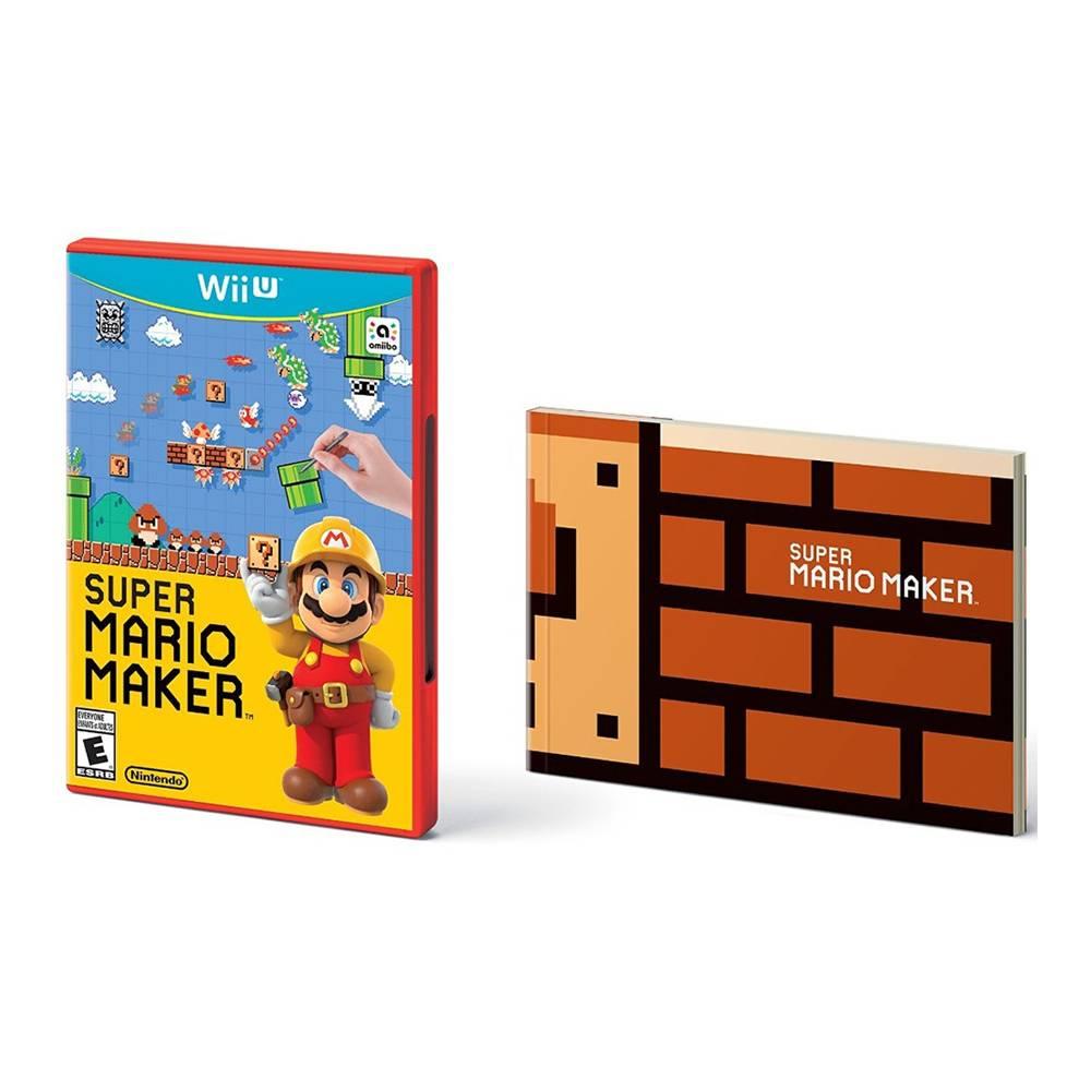 Buen Fin 2016 Walmart: Super Mario Maker a $599