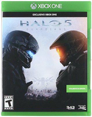 Buen Fin 2016 Amazon: Halo 5 Xbox One: Estándar Español$599