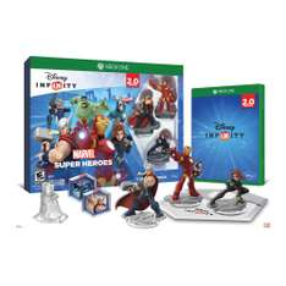 Buen Fin 2016 Walmart: Starter Pack Disney Infinity 2.0 XBOX ONE