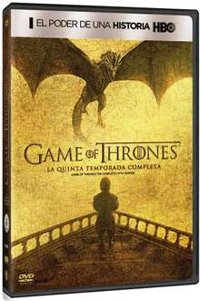 Best Buy: Game of thrones temporada 5 a $429.50