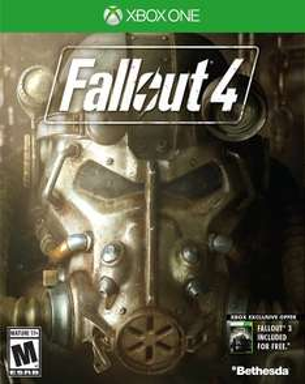 Amazon: Fallout 4 para Xbox One