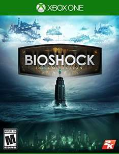 Buen Fin 2016 Amazon: Bioshock Collection, Xbox One a $599 y Ps4 a $649