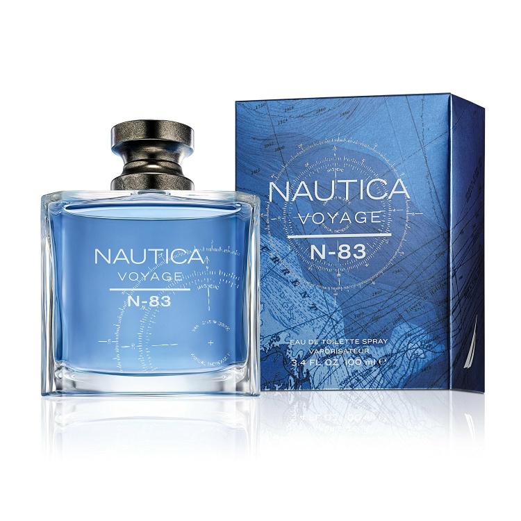 Black Friday o simplemente oferta, 2016 Amazon: Nautica Voyage Loción para Caballero Voyage N83, Eau de Toilette, 100 ml, color Azul