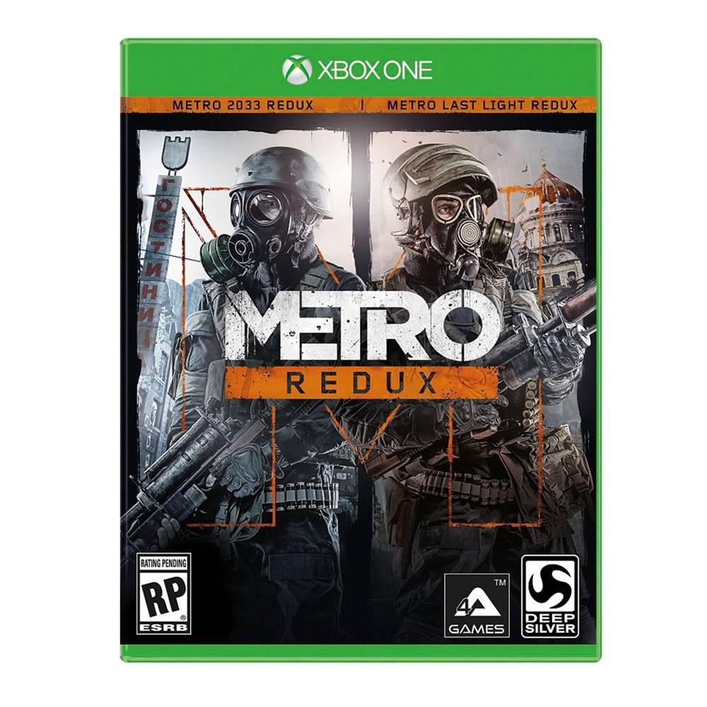 Buen Fin 2016 Walmart: Metro Redux Xbox One