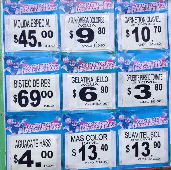 Bodega Aurrerá febrero 24: ajo $1 pza, chayote $2 pza y más