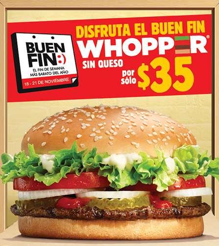 El Buen Fin 2016 en Burger King, Panda Express y P. F. Chang's