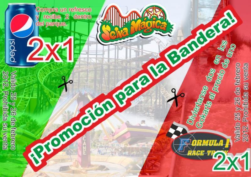 GDL: niños gratis en Zoológico y 2x1 en gokarts y en Selva Mágica con cupón