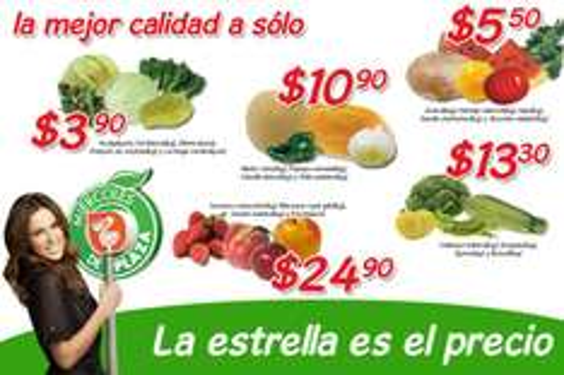 Miércoles de Plaza en La Comer febrero 22: chayote $3.90 Kg, jitomate $5.50 Kg y más