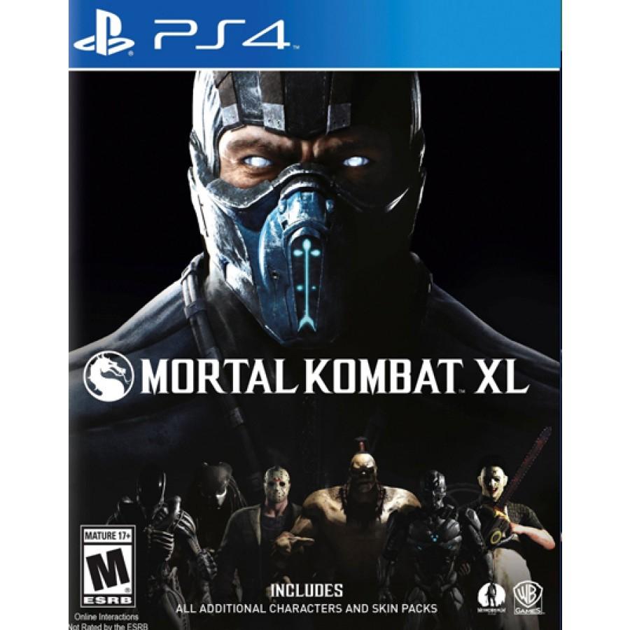 El Buen Fin 2016 Amazon: Mortal Kombat XL