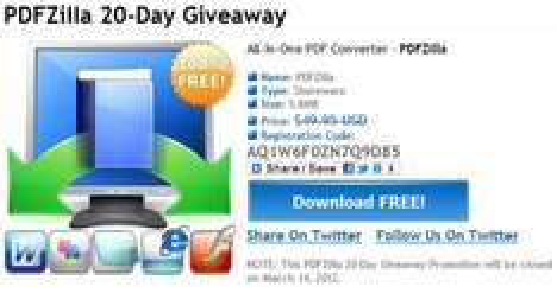 PDFZilla gratis: programa para convertir archivos PDF