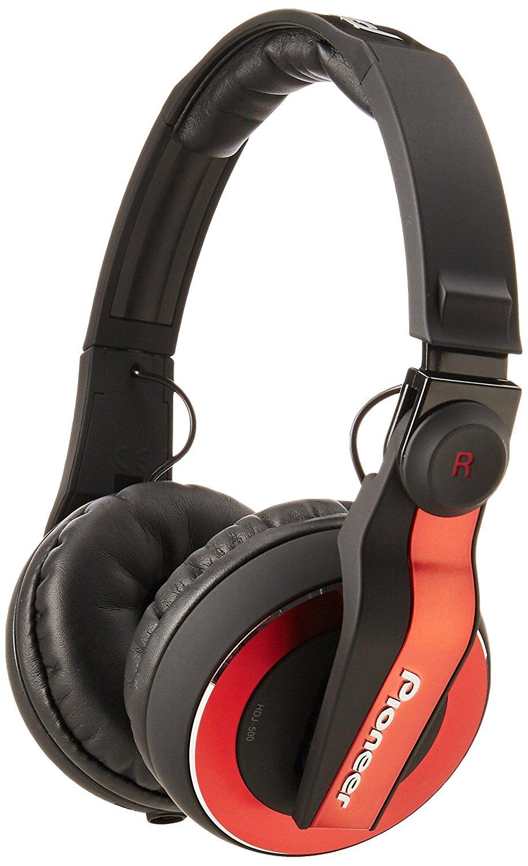 El Buen Fin en Amazon México: Auriculares Pioneer HDJ-500R (Rojo)