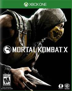Buen Fin 2016 Amazon: Mortal Kombat X - Xbox One - Standard Edition