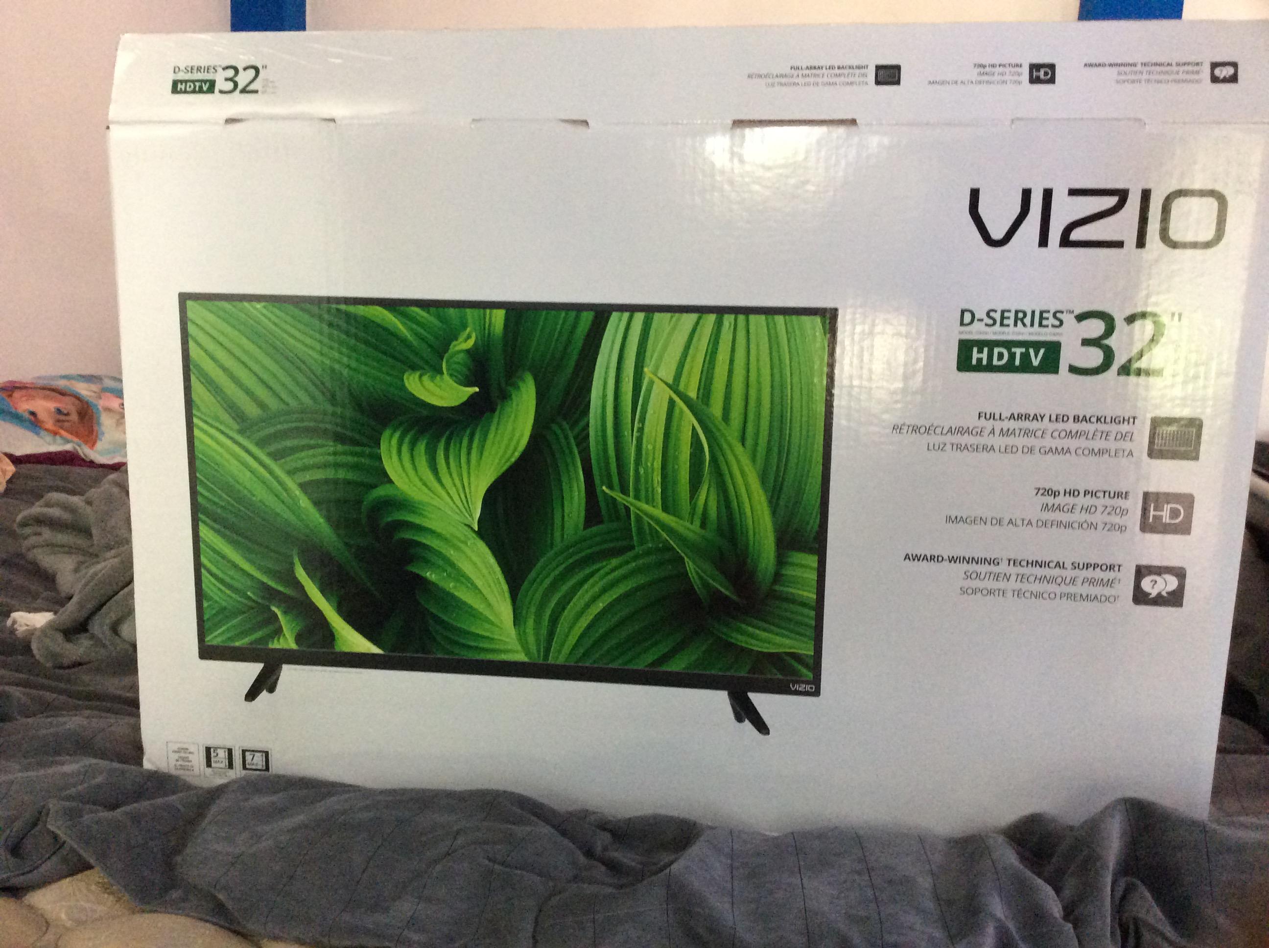 """Walmart Cd. Obregón: pantalla Vizio 32"""" a $2,599.00"""