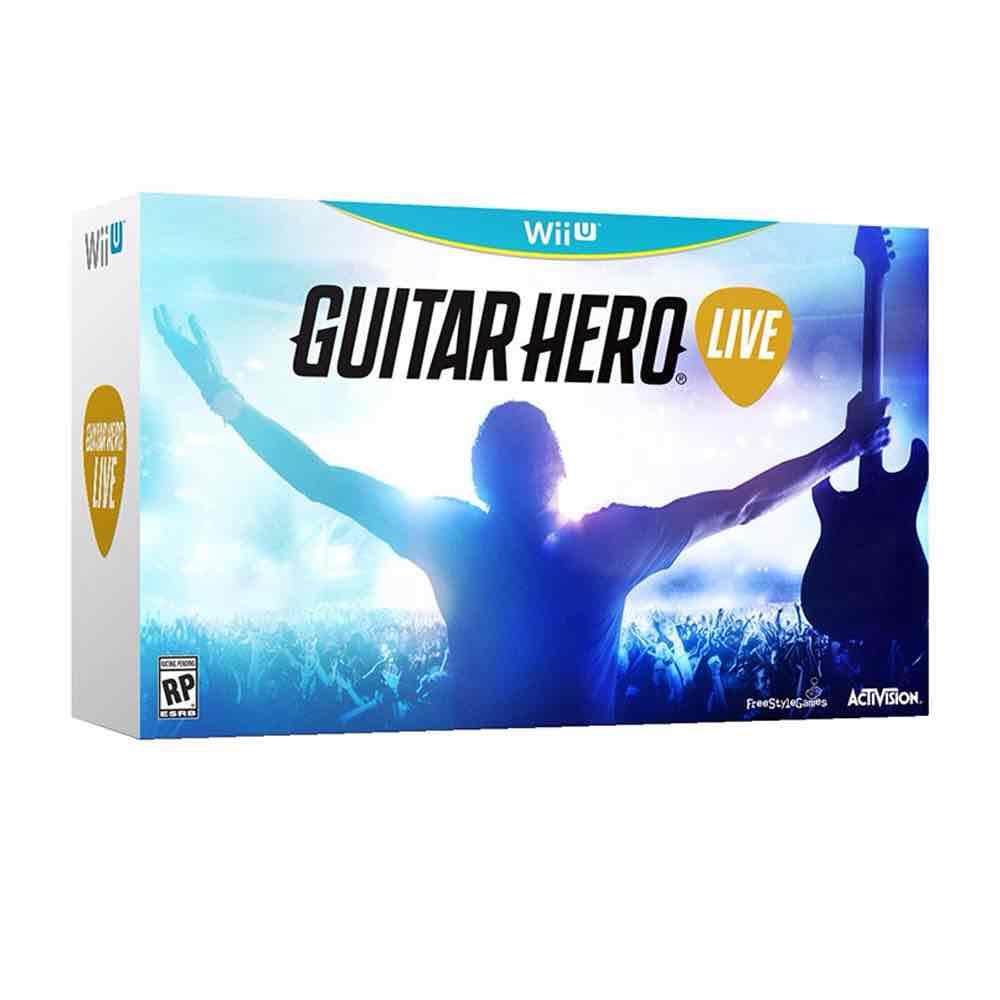Buen Fin 2016 Walmart: Guitar Hero Live Wii U
