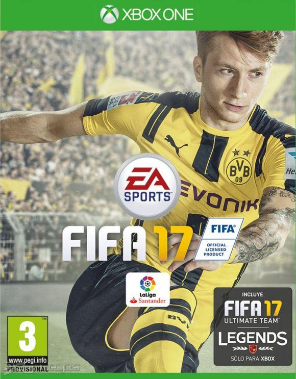 Soriana: Fifa 17 en todas las consolas (ej. PS4 $699)