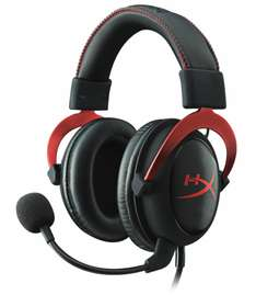 Cyberpuerta: HyperX Cloud II Gaming Headset for PC & PS4