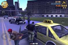 Grand Theft Auto 3 para iPhone y iPad a $12