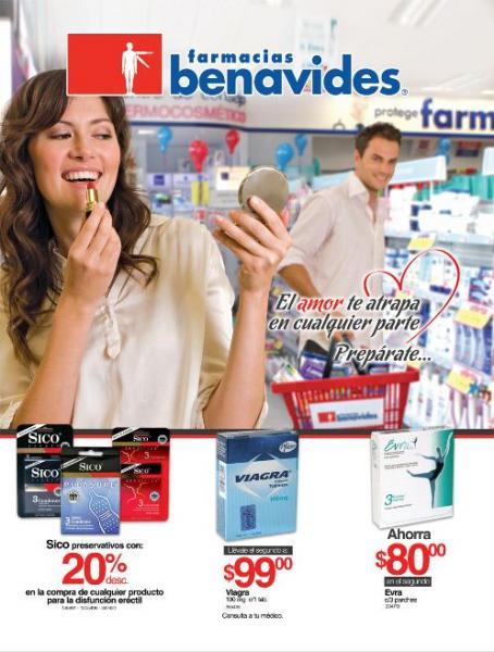Folleto Farmacias Benavides febrero 17: 3x2 en Always, ampliaciones al instante, jabones Dial y más