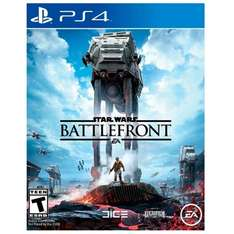 Buen Fin 2016 Elektra: Star Wars Battlefront ps4