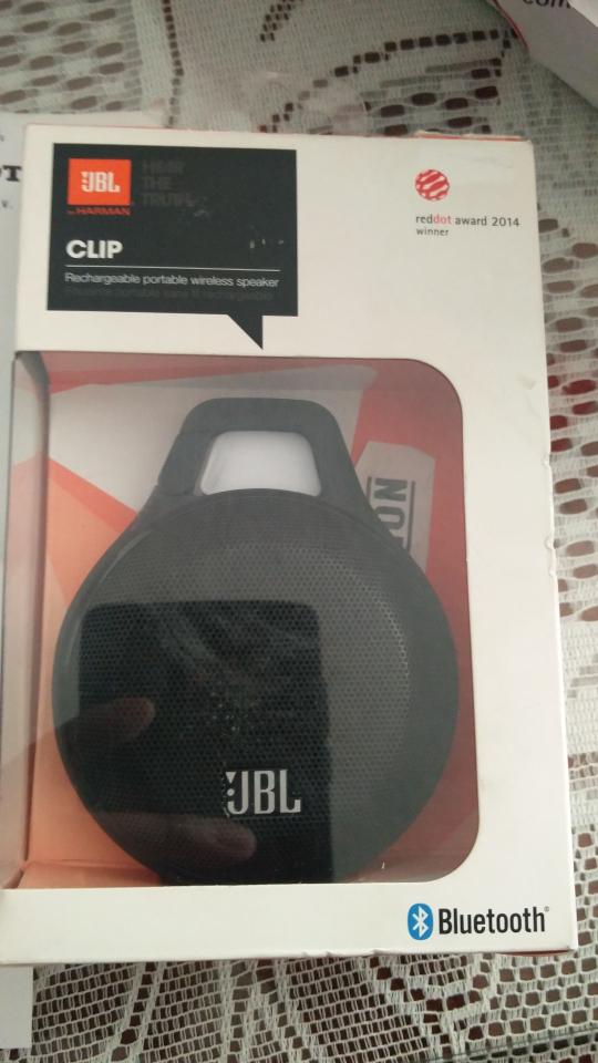 Buen Fin en Office Depot JBL Clip en $349.30 Pesos (En tienda Fisica)
