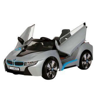 El Buen Fin en Linio: BMW i8 Spyder Prinsel color Plata $4999