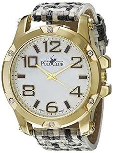Amazon MX: Royal London Polo Club RLPC 2215 B Reloj Redondo Análogo, color Gris