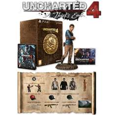 Game Planet: juego Uncharted 4 edicion especial PS4