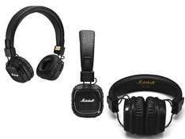 Buen FIn 2016 Mixup: audífonos Marshall Major II Bluetooth