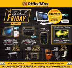 Black Friday 2016 en OfficeMax
