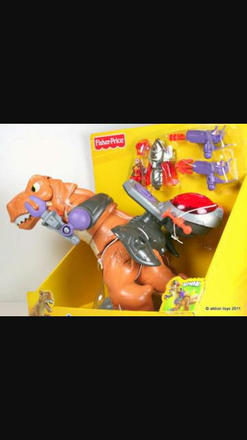 Chedraui: T-Rex Dino Tech y el juguete k no querian aflojar