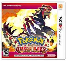Buen Fin 2016 Amazon: Pokémon Omega Ruby