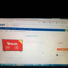 "Buen Fin 2016 Walmart: TV Speler 39"" HD LED"