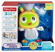 Buen Fin 2016 Amazon Mx: Fisher Price Bi Bot a $629