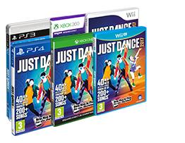 Amazon: Just Dance 2017 para todas las consolas ( PS4 / Xbox One / Wii U / PS3 / Xbox 360 / Wii )