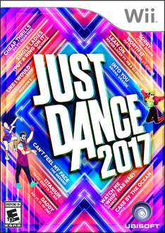 Black Friday 2016 Amazon: Just Dance 2017 para Wii/PS3/Xbox360
