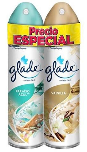Chedraui Tecamachalco: pack de 2 aromatizantes Glade por $10 y más