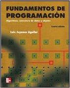Amazon MX: Fundamentos De Programacion Pasta blanda por Lui Joyanes Aguilar