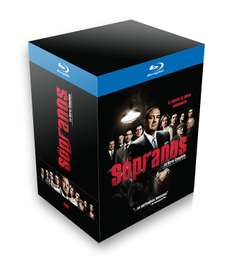 Amazon MX : Los Sopranos la serie completa en Bluray